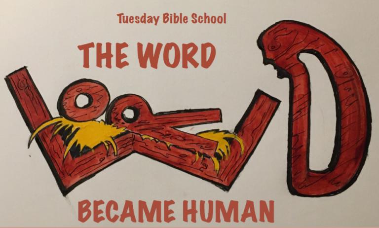 Tuesday Bible Class